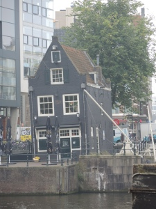 The Leaning House of Amsterdam