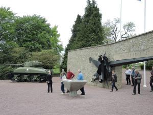 Memorial at Montormel