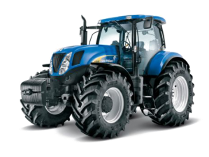 Tractors since the EU provided agricultural subsidies!