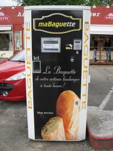 Baguette-o-mat