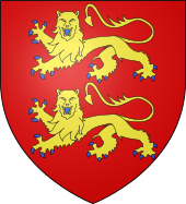 Coat of Arms of Normandy