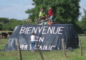 Bienvenue in Mayenne! (Our Département)