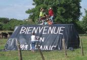 Bienvenue in Mayenne! (Our Département)