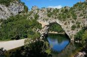 Pont d'Arc over the Ardèche river