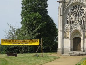 Tour de France banner 1